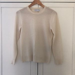 Grana Cashmere Crew Sweater